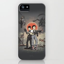 Pure Heroines iPhone Case