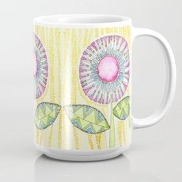 Gabriella Flower Coffee Mug