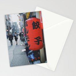 Red Lantern Stationery Cards