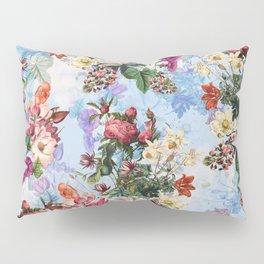 Summer Botanical Garden IX-II Pillow Sham