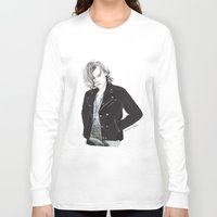 coconutwishes Long Sleeve T-shirts featuring Biker Styles by Coconut Wishes