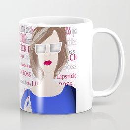 Lipstick Boss Coffee Mug