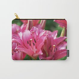 Beautiful flowers lilly Carry-All Pouch