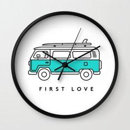First Love Wall Clock