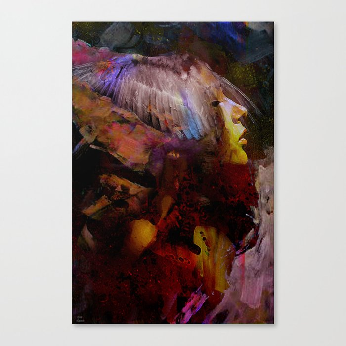 Beyond your dreams Canvas Print