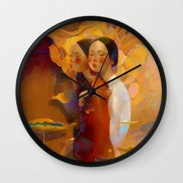 Season Wall Clock