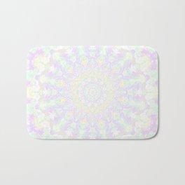 Pastel Swirl Mandala 1 Bath Mat