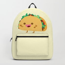 Self Centered Taco Backpack