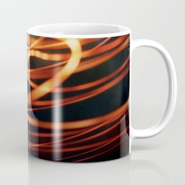 Cozmogonizm Series #44, Color Film, Analog, Art Photo, NUDE Coffee Mug