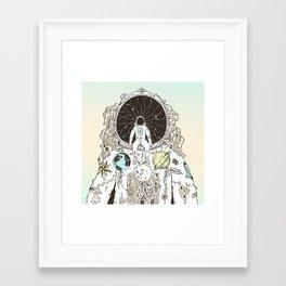 The Dreamer Framed Art Print