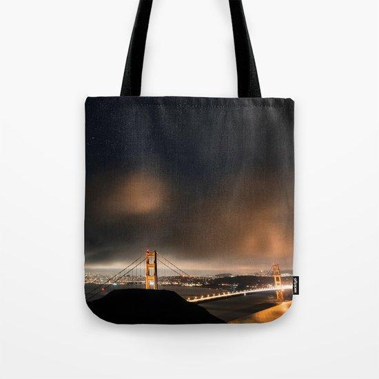 Golden Gate Tote Bag