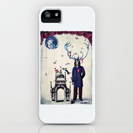 the emperor's new clothes iPhone Case