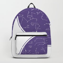 Constellation of the Northern Hemisphere Backpack