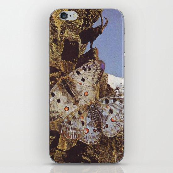 Collage #44 iPhone & iPod Skin