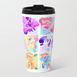 M6 Metal Travel Mug