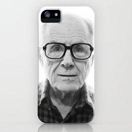 Grandpa Greene iPhone Case