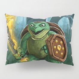 Turtle Paladin Pillow Sham