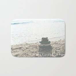 Sea Cures Everything Bath Mat