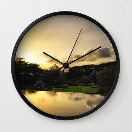 6PM Wall Clock