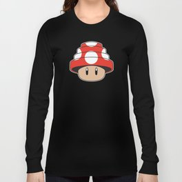 Are We Not Mushroom Long Sleeve T-shirt