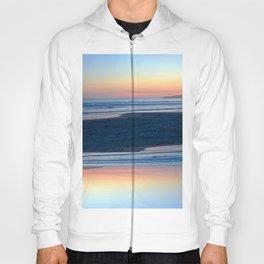 Sunset at Stinson Beach. Hoody