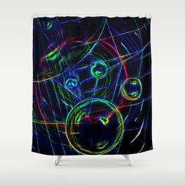 Atrium 55 Shower Curtain