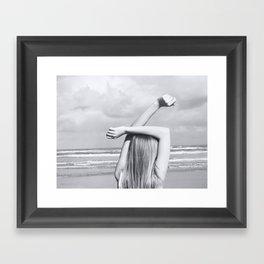 infinite. Framed Art Print