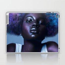she owns the stars Laptop & iPad Skin