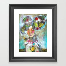Dream Come True Framed Art Print