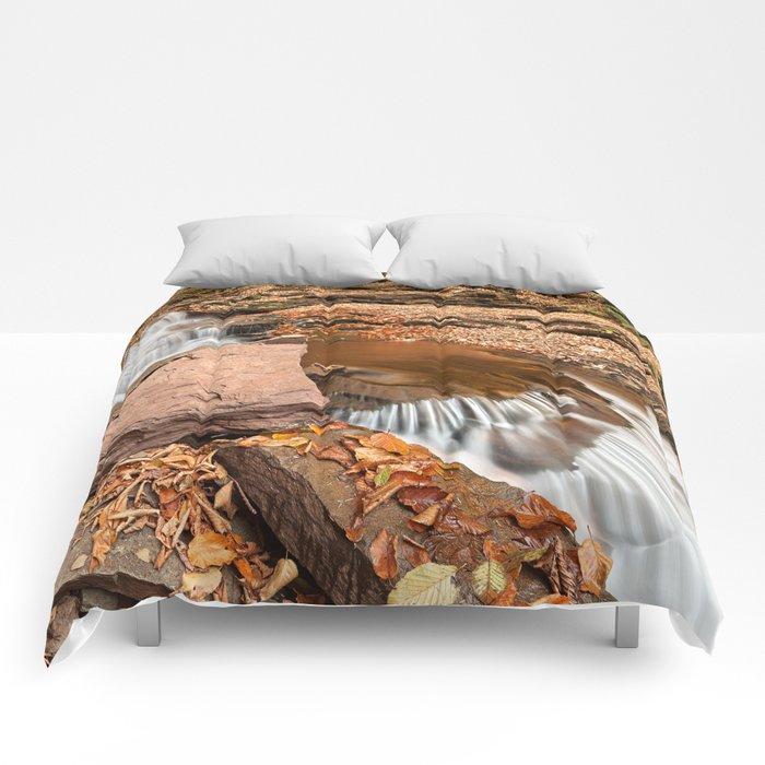 Delahican Falls Comforters