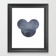 MO Framed Art Print