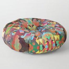 Dæmon [treatment 1] Floor Pillow