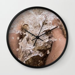 Splash  Wall Clock