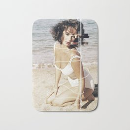 By the Sea Bath Mat