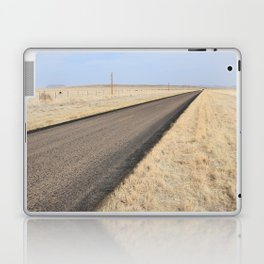 The Road to Marfa Laptop & iPad Skin