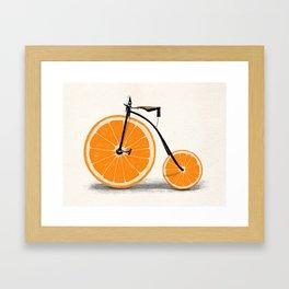 Vitamin Framed Art Print