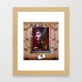 "Tehran ""The Peacock Throne"" Framed Art Print"