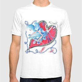 Falling in Love T-shirt
