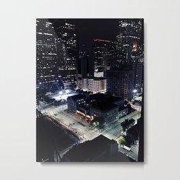 Houston, Tx Metal Print