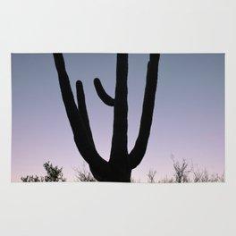 Sunset Cacti Rug