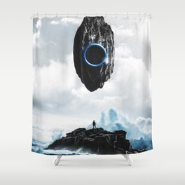 MONOLITH Shower Curtain