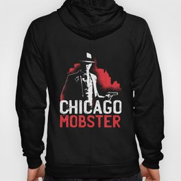 CHICAGO MOBSTER ART DESIGN Hoody