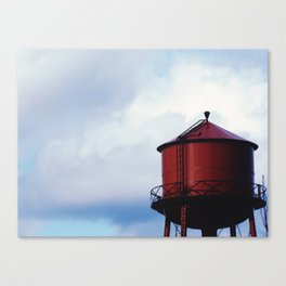 The Tower 2 Canvas Print