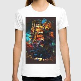 the magic castle T-shirt