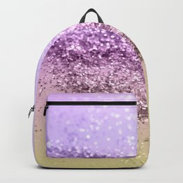 Unicorn Girls Glitter #13 #shiny #decor #art #society6 Backpack