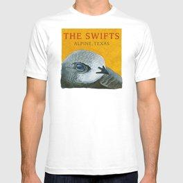 The Swifts - Alpine, Texas Swift Head T-shirt