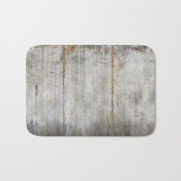 Concrete Wall Bath Mat