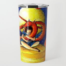 Dragon friend Travel Mug