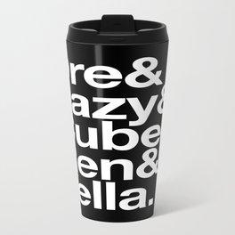Straight Outta Helvetica Travel Mug
