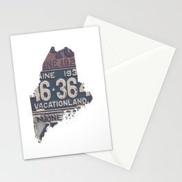 Vintage Maine Stationery Cards